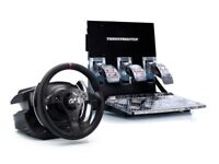 Thrustmaster T500 RS + T3PA Pro Pedals and F1 rim