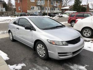 Honda Civic 2009 - Très propre