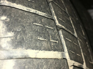 A pair of 205/50R17