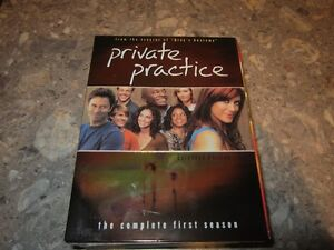 PRIVATE PRACTICE THE SERIES
