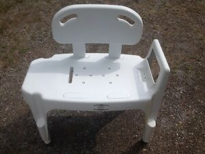 Shower chair  Peterborough Peterborough Area image 3