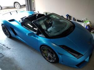 2006 Lamborghini Gallardo UGR 1500hp 6spd gated crypto accepted
