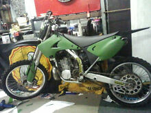 kx250 2005 2 stroke Waterford Logan Area Preview