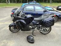 2010 Kawasaki Concours 14 ABS in excellent condition
