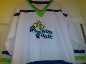 MEN'S THE SIMPSONS JERSEY SIZE L/XL FOR SALE London Ontario image 2