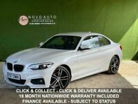2017 BMW 2 Series 2.0 220I M SPORT 2d 181 BHP Coupe Petrol Automatic