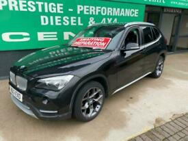 image for 2013 BMW X1 2.0 XDRIVE18D XLINE Auto Estate Diesel Automatic
