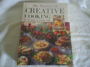 The Treasury of Creative Cooking