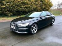 2014 Audi A6 Saloon 2.0 TDI Black Edition 4dr