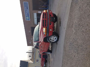 2003 Dodge Dakota Pickup Truck safety and e-tested