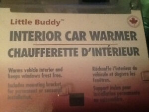 Little Buddy Car Warmer