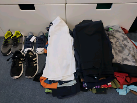 Job lot boys clothes + trainers 8yrs 9yrs 10yrs old