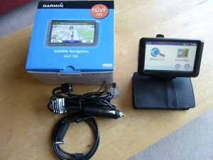 Garmin 760 with Europe map