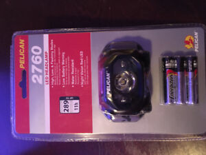 Pelican LED 2760 Headlamp 289 Lumens