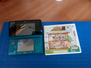 3ds and animal crossing