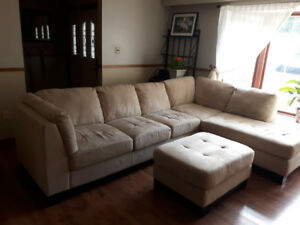 Beautiful Large Sectional