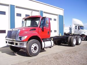 2007 Int'l 7500 Cab & Chassis MAKE AN OFFER MUST GO