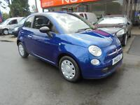 2010 FIAT 500 1.3 Multijet 95 Pop SUPERB PERFORMANCE AND ECONOMY