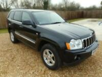 2006 Jeep Grand Cherokee 3.0CRD V6 auto Limited PAR X TO CLEAR NICE CLEAN 4X4