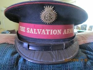 SALVATION ARMY HAT