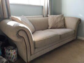 NEXT Large Sofa x2