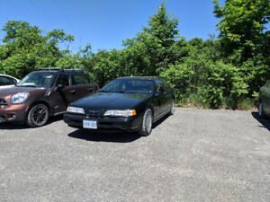 Selling my 1990 Ford Thunderbird Supercoupe.