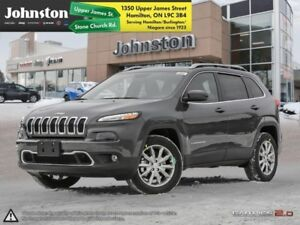 2018 Jeep Cherokee Limited  - Navigation -  Uconnect - $233.09 B