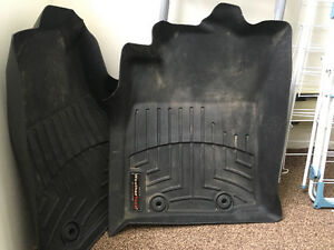 WeatherTech Mats for Toyota Tacoma (2012-2015 models)