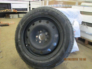 Goodyear Ultra Grip Winter Tires - 205/55R16 with Rims