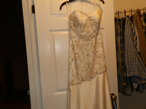 Alfred Sung Beautiful Wedding Dress Best Offer