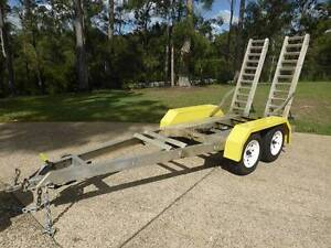 Excavator Trailer Nerang Gold Coast West Preview
