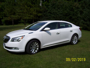 """""""PRICE REDUCED"""" 2015 BUICK LACROSSE IN NEW CONDITION"""