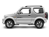 Wanted Suzuki jimny