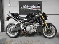 MOTO MORINI 1200 CORSARO BLACK/SILVER 2006 06' SOLD delivered