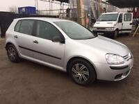 Volkswagen Golf 1.6 FSI 2006 Manual Petrol -3 MONTHS FREE WARRANTY