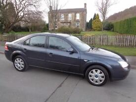 Ford Mondeo 1.8 2006.5MY LX