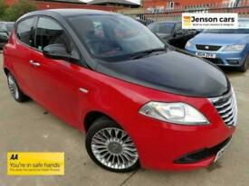 image for 2012 62 CHRYSLER YPSILON 1.2 BLACK AND RED 5D 69 BHP
