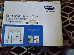 Careguard shower chair Prince George British Columbia image 2