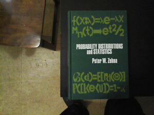 Probability Distributions and Statistics