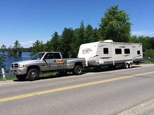 RV TRAVEL /OFFICE TRAILER MOVER