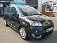 2009 Citroen C3 Picasso 1.6HDi Exclusive | Diesel | Manual | 5 Dr | MPV | Black