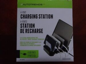 Brand New Charging Station Still In The Box