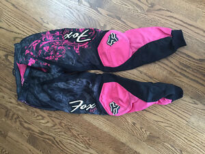 Fox dirt bike or ATV pants. Youth size.