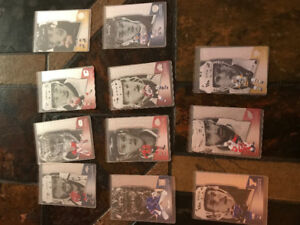 TimHorons hockey cards