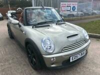 2007 MINI Convertible 1.6 Cooper S Sidewalk 2dr Convertible Petrol Manual