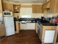 used disabled friendly static caravan for sale on the isle of wight / thorness