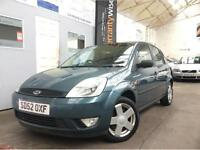 Ford Fiesta 1.4 Zetec 5dr gENUINE LOW MILEAGE ++ ALLOY WHEELS ++