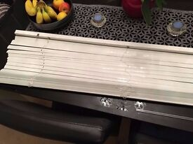 White metal Venetian Blind