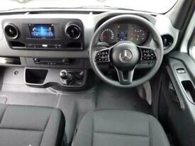 2019 Mercedes-Benz Sprinter 314 Combi Crew van 6 SEATS L3 140ps Eu6 ULEZ Crew Va
