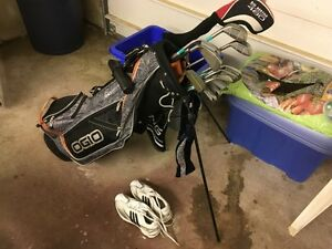 Ladies golf clubs, like new